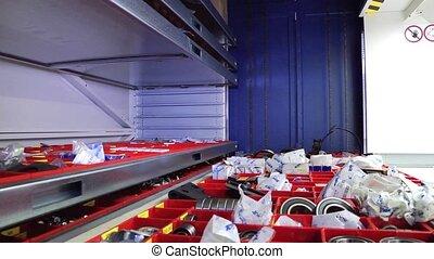 Automated Storage organization - Fully automated storage...