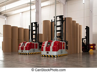 Automated warehouse (paper) - Automated warehouse (paper and...