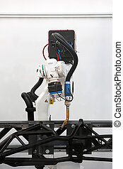 Automated Welding Robot