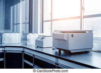 Automatic balance centrifuge - Centrifuge in the modern ...