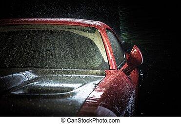 Automatic Car Wash Concept