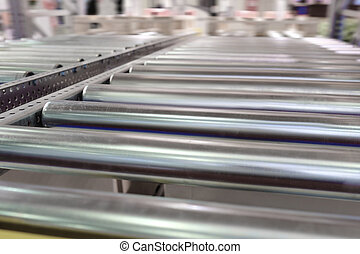 automatic packing conveyor - image of automatic packing...