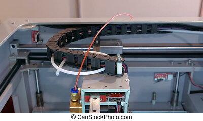 Automatic robotics mechanical equipment laboratory -...