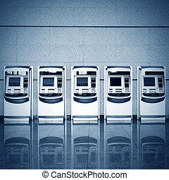 Automatic ticket vending machines - Train ticket vending ...