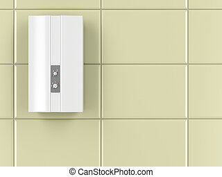 Automatic water heater