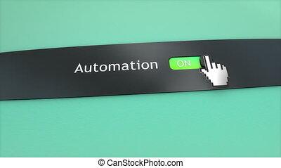 automation, application, monture