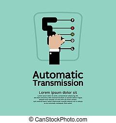 automatique, transmission.