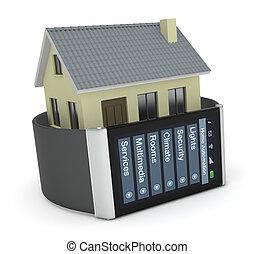 automatización de casa