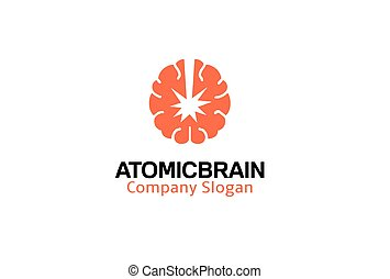 Automic Brain Logo