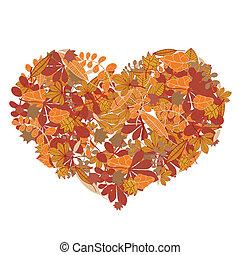 automne, amour