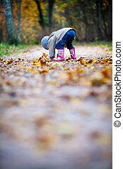 automne, amusement