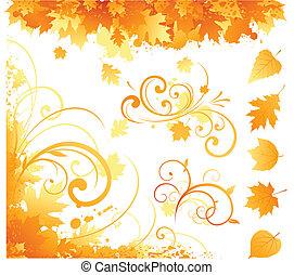 automne, articles