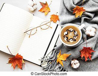 automne, composition