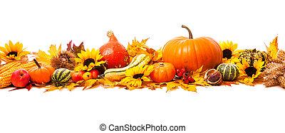 feuilles automne tournesols s ch sec bois bouquet feuilles automnal vase s ch. Black Bedroom Furniture Sets. Home Design Ideas