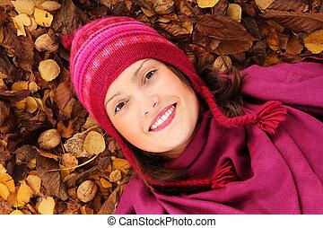 automne, girl!