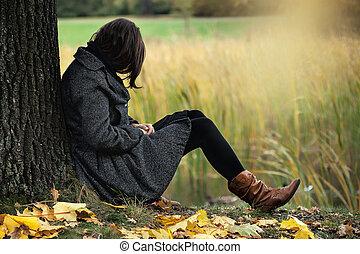 automne, mélancolie