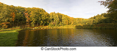 automne, panorama