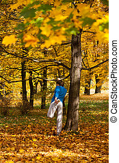 automne, sport