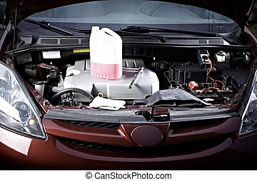 automobil, engine.