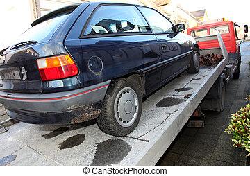 automobil ulykke