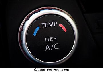 Automobile air conditioner