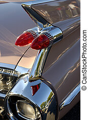 automobile, américain, classique