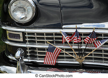 automobile., classique