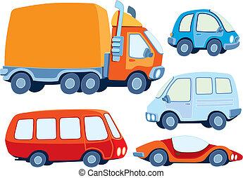 automobile, collezione