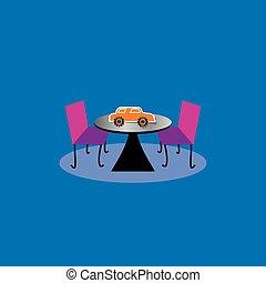 automobile, concetto