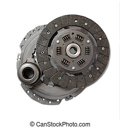 automobile engine clutch