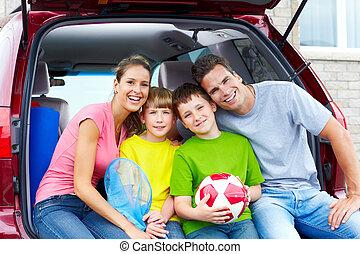 automobile famiglia