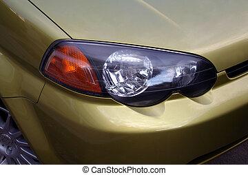 automobile, luci, ...