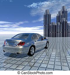 automobile, lusso