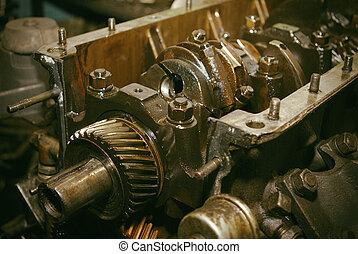 automobile mechanism