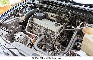 automobile, motore