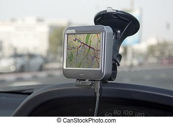 automobile, navigazione, sistema