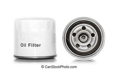 automobile, olio, filtri