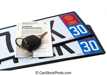 automobile registration