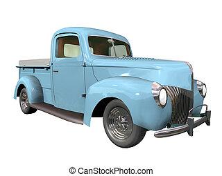 Automobile retro