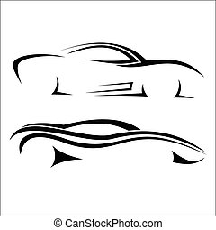 automobile, simbolo