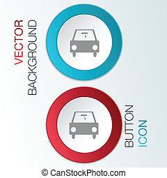 automobile, simbolo.