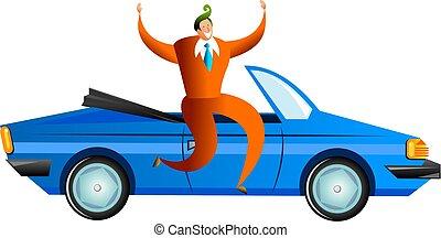 automobile, successo