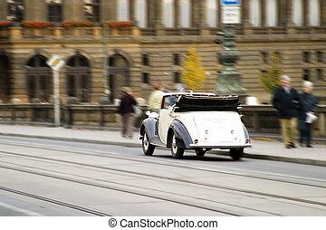 automobile, turista
