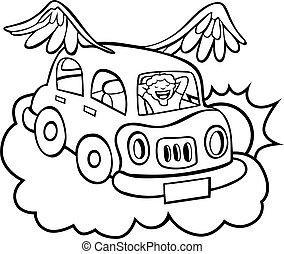automobile, volare