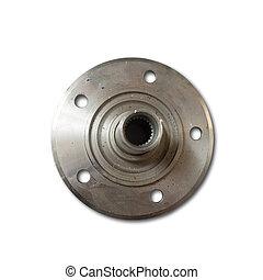 automobile wheel hob