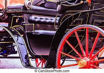 automobilen, antik