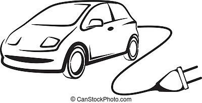 automobilen, elektriske