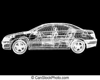 automobilen, framework