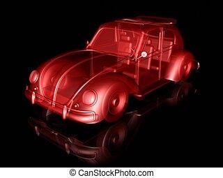 automobilen, gamle