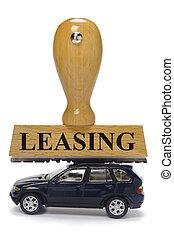 automobilen, leasing